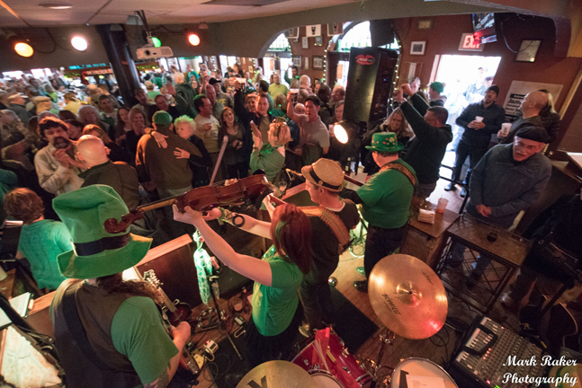 Paddy's Day Shenanigans at Flanagan's Harp & Fiddle